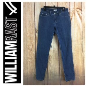 💸William Rast Slim Leg Jean Size 10